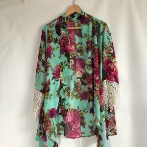Tobi Kimono